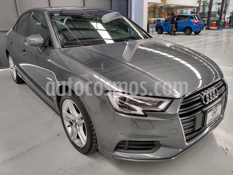 Audi A3 1.4L Dynamic usado (2018) color Gris precio $386,900