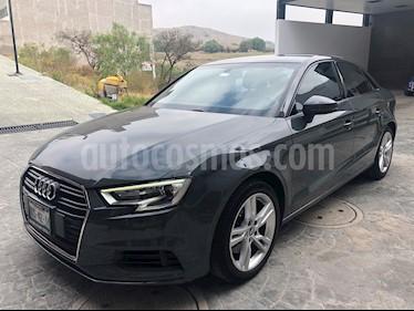 Audi A3 2.0L Dynamic Aut usado (2017) color Gris precio $320,000