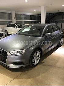 Audi A3 1.4L Dynamic Aut usado (2017) color Gris precio $298,000