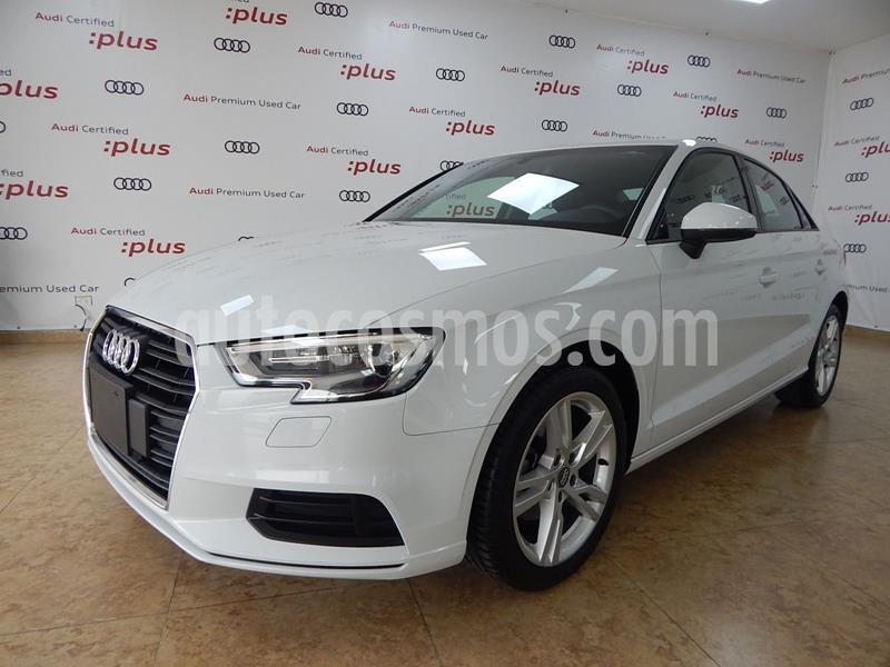 Audi A3 2.0L Dynamic Aut usado (2019) color Blanco precio $385,000