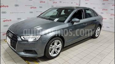 Audi A3 4p Sedan Dynamic L4/1.4/T Aut usado (2019) color Gris precio $412,000