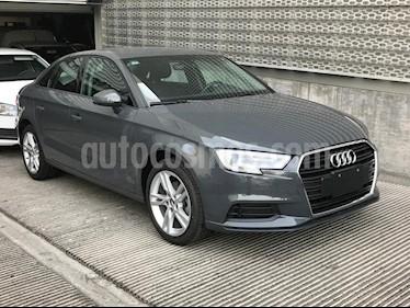 Audi A3 Sedan 1.4L Dynamic Aut usado (2019) color Gris precio $385,001
