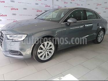 foto Audi A3 4p Sedan Select L4/2.0/T Aut usado (2019) color Gris precio $485,000