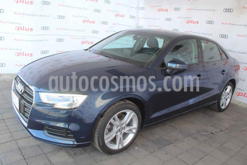 Foto Audi A3 Sedan 2.0L Dynamic Aut usado (2019) color Gris precio $408,000