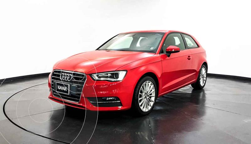 Foto Audi A3 1.8L Ambiente Plus S-Tronic  usado (2014) color Rojo precio $252,999