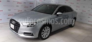 Audi A3 4p Sedan Select L4/2.0/T Aut usado (2019) color Plata precio $510,000