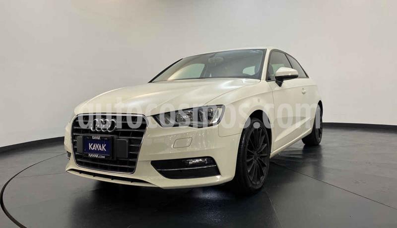 Audi A3 1.4L T FSI Ambiente S-Tronic usado (2015) color Blanco precio $262,999