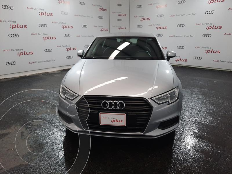 Foto Audi A3 2.0L Dynamic Aut usado (2018) color Plata precio $370,000