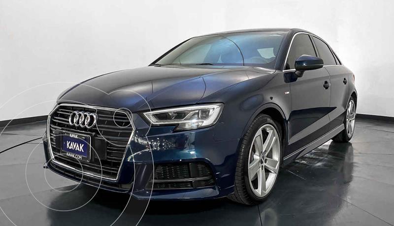 Foto Audi A3 Sedan 1.8L S Line Aut usado (2018) color Azul precio $444,999