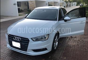 Audi A3 1.8L Ambiente Aut usado (2015) color Blanco Glaciar precio $255,000