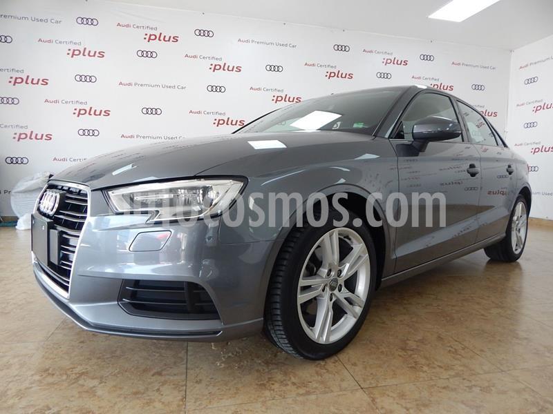 Audi A3 1.4L Dynamic usado (2018) color Gris precio $340,000