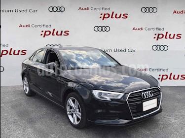 Audi A3 4p Sedan Dynamic L4/1.4/T Aut usado (2018) color Negro precio $325,000