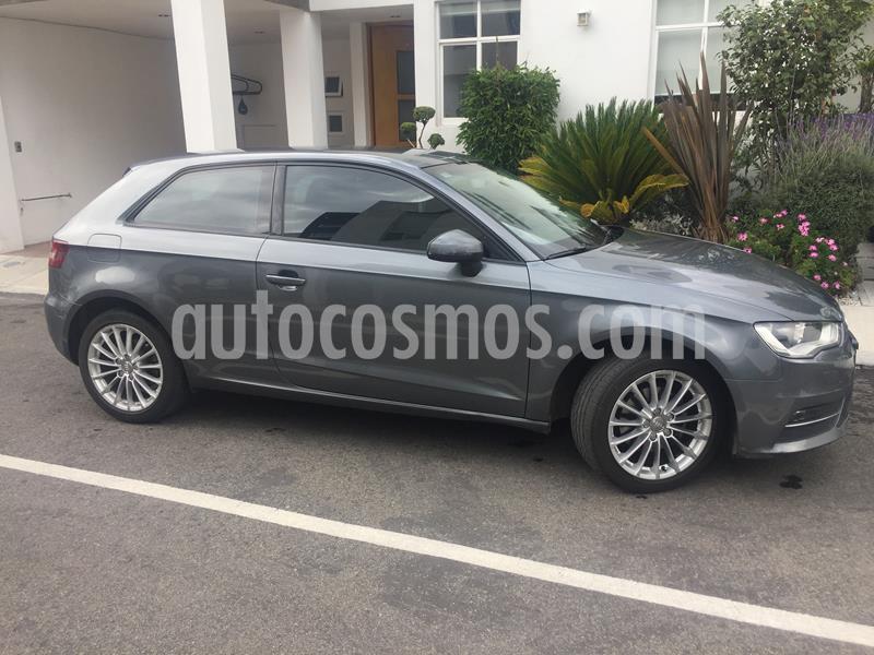 Audi A3 1.4L Ambiente Aut usado (2016) color Gris precio $250,000