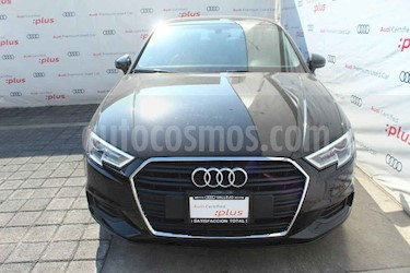 Audi A3 4p Sedan Dynamic L4/2.0/T Aut usado (2018) color Negro precio $385,000