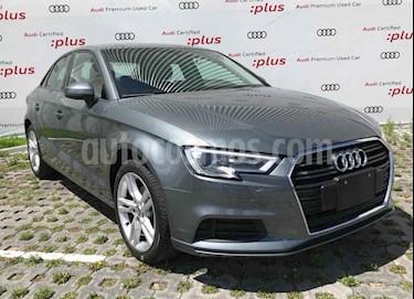 Audi A3 4p Sedan Dynamic L4/2.0/T Aut usado (2019) color Gris precio $389,001