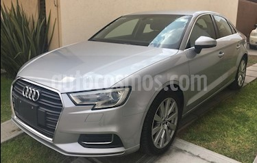 Audi A3 Sedan 1.4L Select Aut usado (2017) color Gris precio $298,000