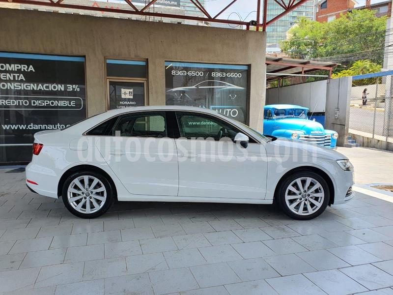 Audi A3 Sedan 1.4L Select Aut usado (2018) color Blanco precio $369,000