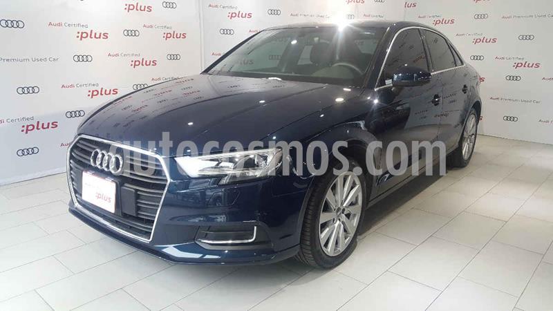 Audi A3 4p Sedan Select L4/2.0/T Aut usado (2019) color Azul precio $440,000