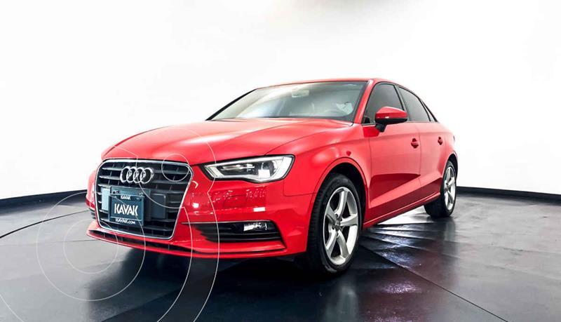 Foto Audi A3 Sedan 1.4L Select Aut usado (2017) color Rojo precio $297,999