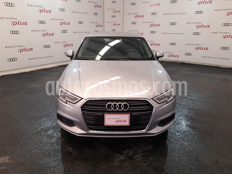 Audi A3 Sedan 1.4L Dynamic Aut usado (2018) color Plata precio $340,000