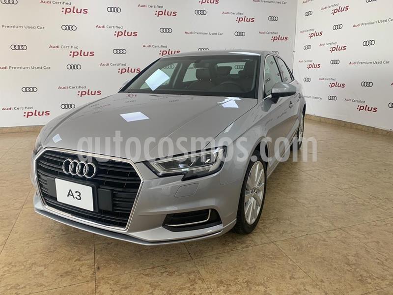 Audi A3 Sedan 1.4L Select Aut usado (2020) color Plata Dorado precio $483,912