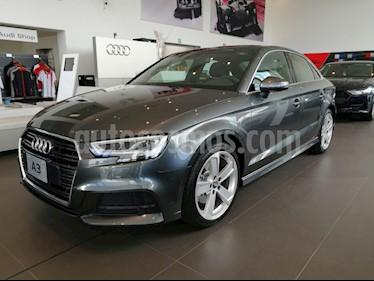Foto Audi A3 Sedan 40 TFSI S Line Aut nuevo color Gris precio $654,900