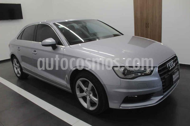 Audi A3 1.8L T FSI Attraction S-tronic usado (2016) color Plata precio $295,000