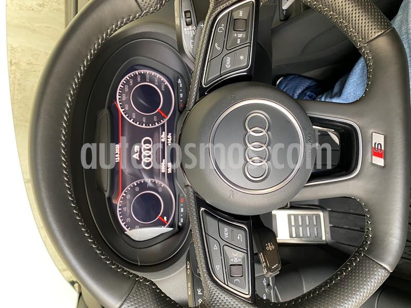 Audi A3 2.0L T FSI S-Line usado (2017) color Blanco precio $480,000