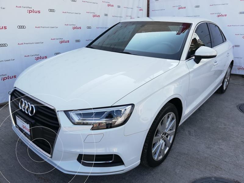 Audi A3 2.0L Select Aut usado (2018) color Blanco precio $389,000