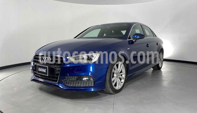 Audi A3 Sedan 1.8L S Line Aut usado (2014) color Azul precio $267,999