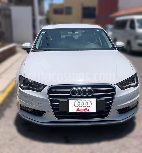 Audi A3 1.4L Attraction Aut usado (2015) color Blanco Glaciar precio $235,000