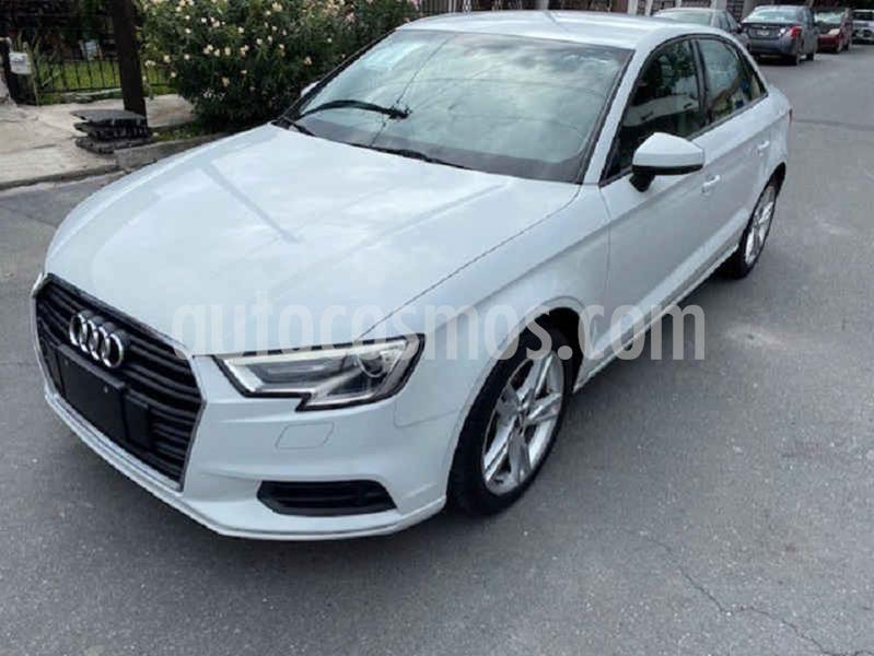 Audi A3 Sedan 1.4L Select Aut usado (2017) color Blanco precio $289,000