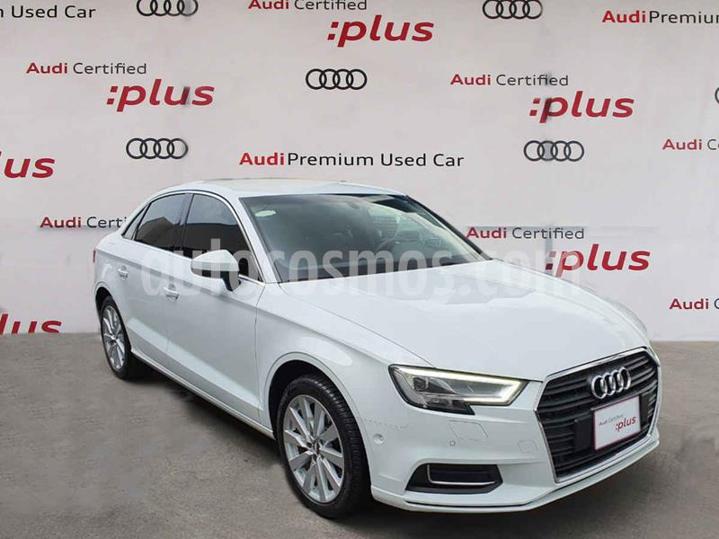 Audi A3 Sedan 2.0L Select Aut usado (2019) color Blanco precio $440,000