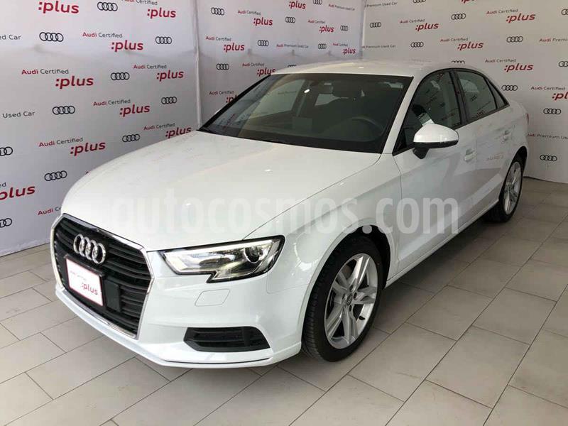 Audi A3 Sedan 2.0L Dynamic Aut usado (2019) color Blanco precio $415,000