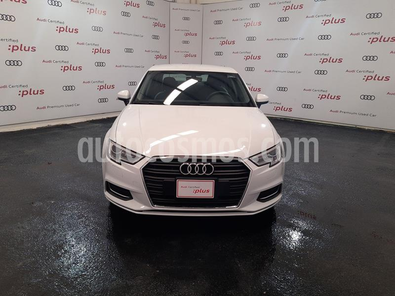 Audi A3 Sedan 35 TFSI Select Aut usado (2020) color Blanco Glaciar precio $440,000