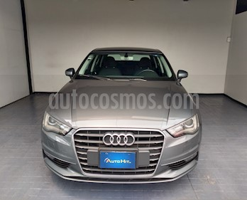 Audi A3 1.8L Ambiente Aut usado (2016) color Gris precio $294,000