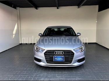 Audi A3 2.0L S-Line usado (2018) color Gris Plata  precio $475,000