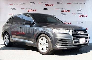 Audi A3 3p Dynamic L4/2.0/T Aut usado (2018) color Gris precio $910,000