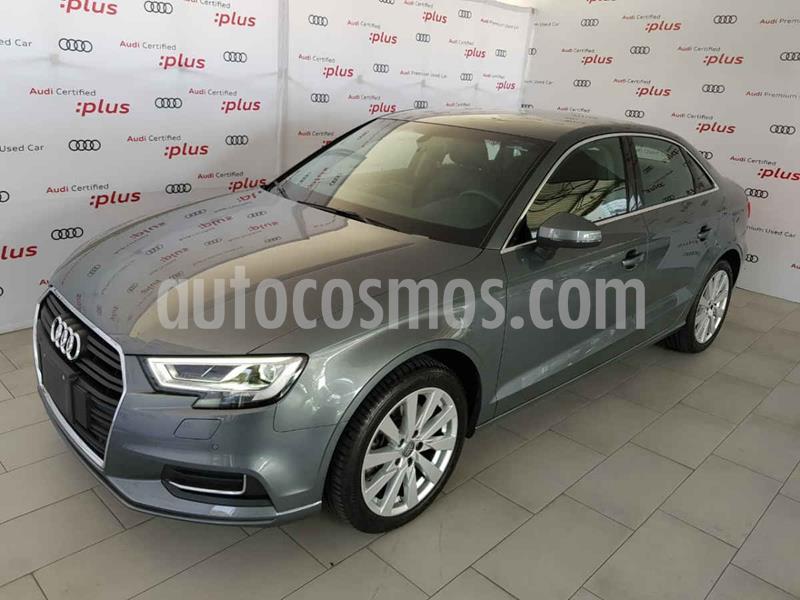 Audi A3 Sedan 2.0L Select Aut usado (2020) color Gris precio $477,000