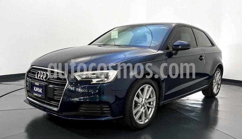 Audi A3 Sedan 2.0L Dynamic Aut usado (2017) color Azul precio $324,999