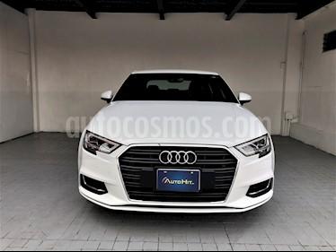 Audi A3 2.0L Select Aut usado (2017) color Blanco precio $366,000