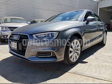 Audi A3 4p Sedan Dynamic L4/1.4/T Aut usado (2018) color Gris precio $359,000