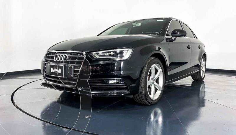 Foto Audi A3 Sedan 1.4L Select Aut usado (2017) color Negro precio $337,999