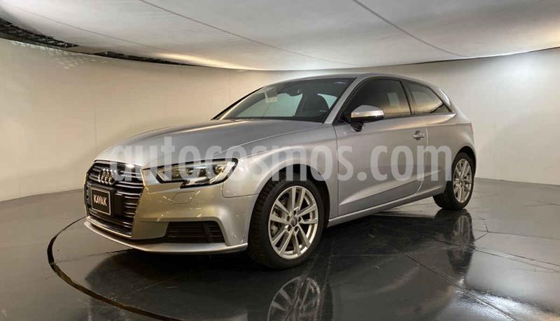 Audi A3 Sedan 1.4L Dynamic Aut usado (2017) color Plata precio $299,999