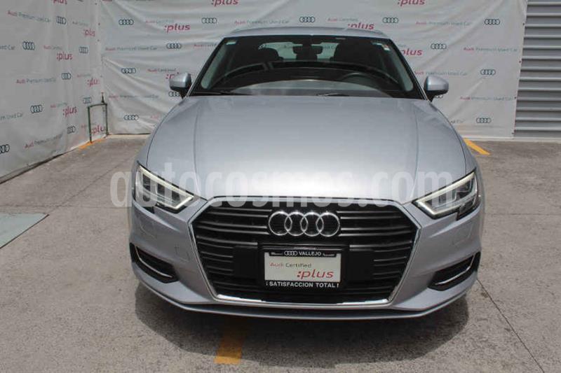 Audi A3 Sedan 2.0L Select Aut usado (2018) color Plata precio $390,000
