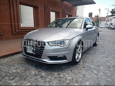 Audi A3 Sedan 1.4L Attraction Aut usado (2016) color Plata precio $275,000