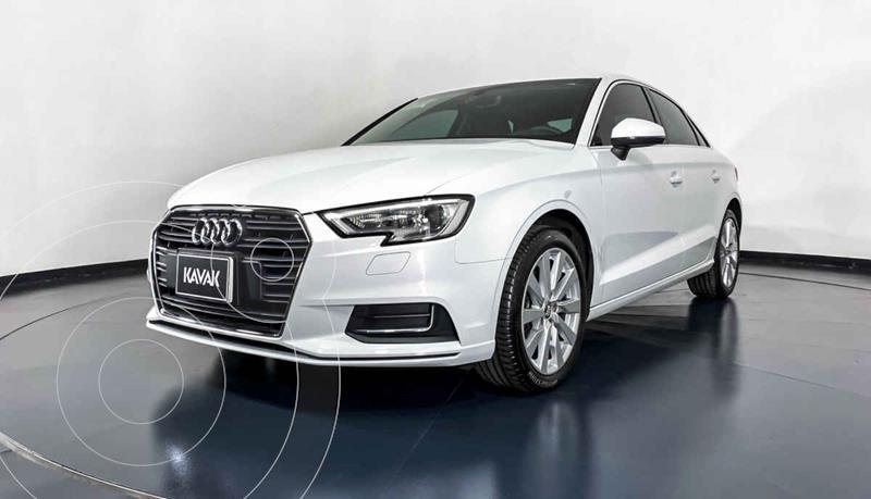 Foto Audi A3 1.4L Dynamic Aut usado (2018) color Blanco precio $409,999