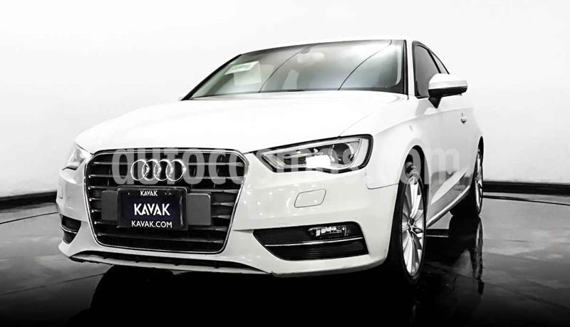 Audi A3 1.8L Ambiente Plus S-Tronic  usado (2014) color Blanco precio $229,999