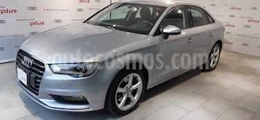 Audi A3 4p Sedan Ambiente L4/1.8/T Aut usado (2015) color Plata precio $260,000
