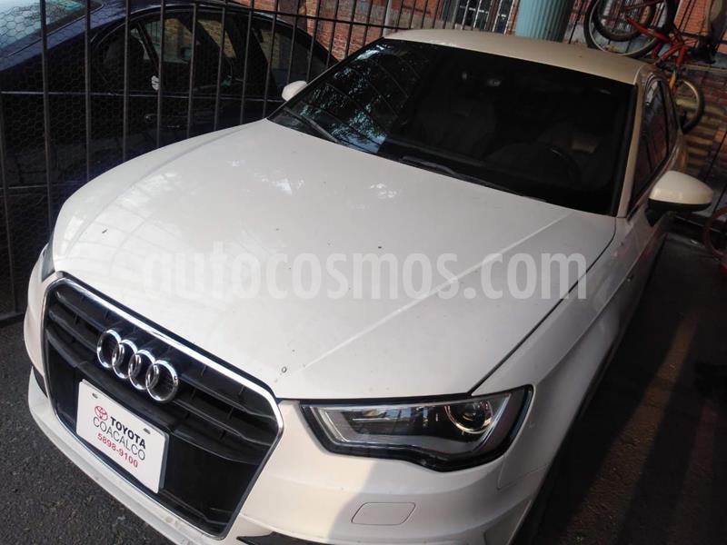 Audi A3 1.8L S Line Aut usado (2013) color Blanco precio $210,000